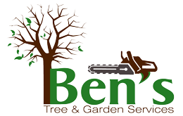 Bens Tree and Garden Logo
